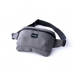 ACTIVE BUM BAG GREY