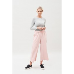 HAZY PINK ABEL TROUSERS BY...