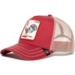 COCK RED ROOSTER GOORIN BROS