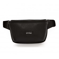 BLACK CHELSEA BUM BAG