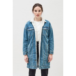 NADINA DENIM JACKET DRDENIM