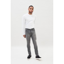 SNAP HURRICANE GREY DRDENIM