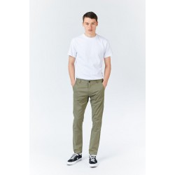 LIGHT EMERALD CLARK CHINO...