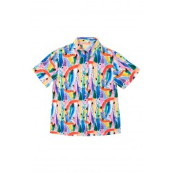 CAMISA ACTION  PAINTING