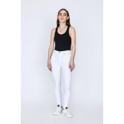 LEXY WHITE DRDENIM