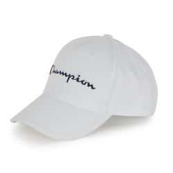 CHAMPION CAP WHT