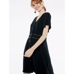 BLACK DRESS MEISÏE