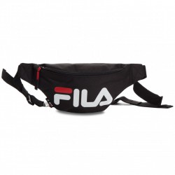 BLACK FILA BUM BAG