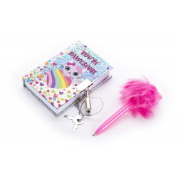 DIARY WITH PEN