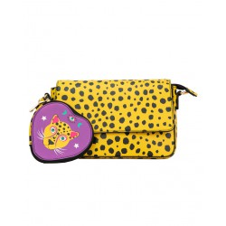 BOLSO+MONEDERO MAGIC FELINE