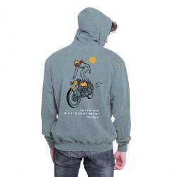 HOODIE MOTORCYCLE ARICA...