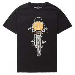 DEUS FRONTAL MATCHLESS TEE