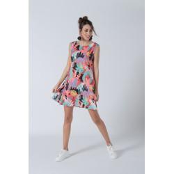 FLAMECA LOLINA DRESS