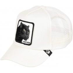 WHITE PANTHER GOORIN CAP