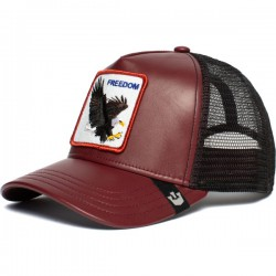 BIG BIRD RED GOORIN CAP