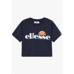 ELLESSE NAVY CROP TEE