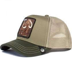 WOOLY MAMMOTH GOORIN CAP