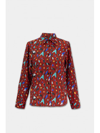 CAMISA ROCK AND ROLL LOLINA